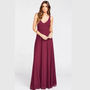Show Me Your Mumu Jenn Maxi Dress | No Sash